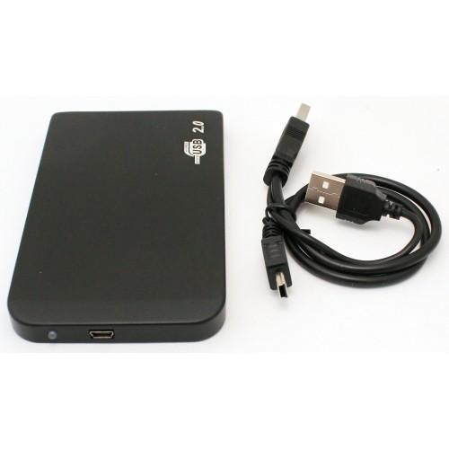 Внешний USB бокс ОРБИТА для HDD DH-23