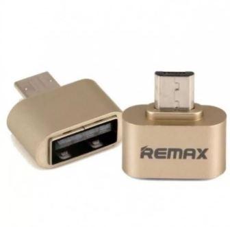 Адаптер Remax RA - OTG micro USB