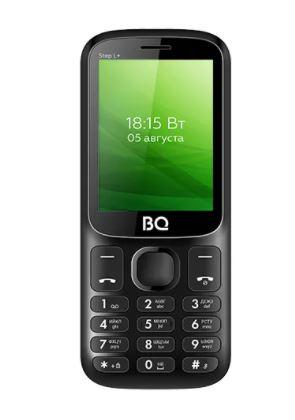 Телефон BQ 2440 Step L+, черный