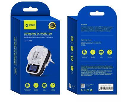 Лягушка  DREAM FR10 с USB дисплей