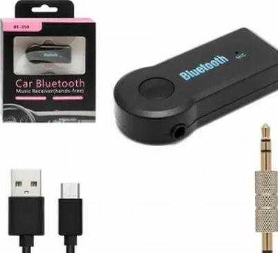 BT- ресивер Bluetooth BT350 черный
