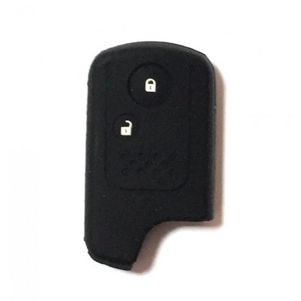 Чехол силиконовый для ключа зажигания HONDA Smart 3 buttons;Accord 2008,CRV 2012,Spirior, Odyssey