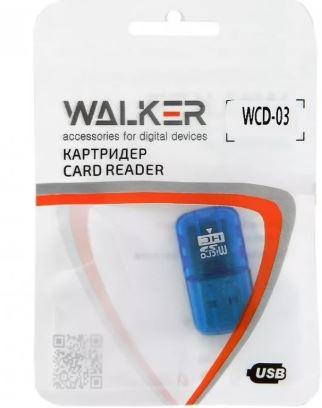 Картридер WALKER WKD