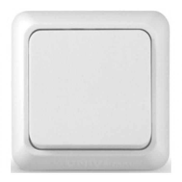 Выключатель 1кл. бел. Олимп ОП. 10A 220B (О0021) (3/10/200)