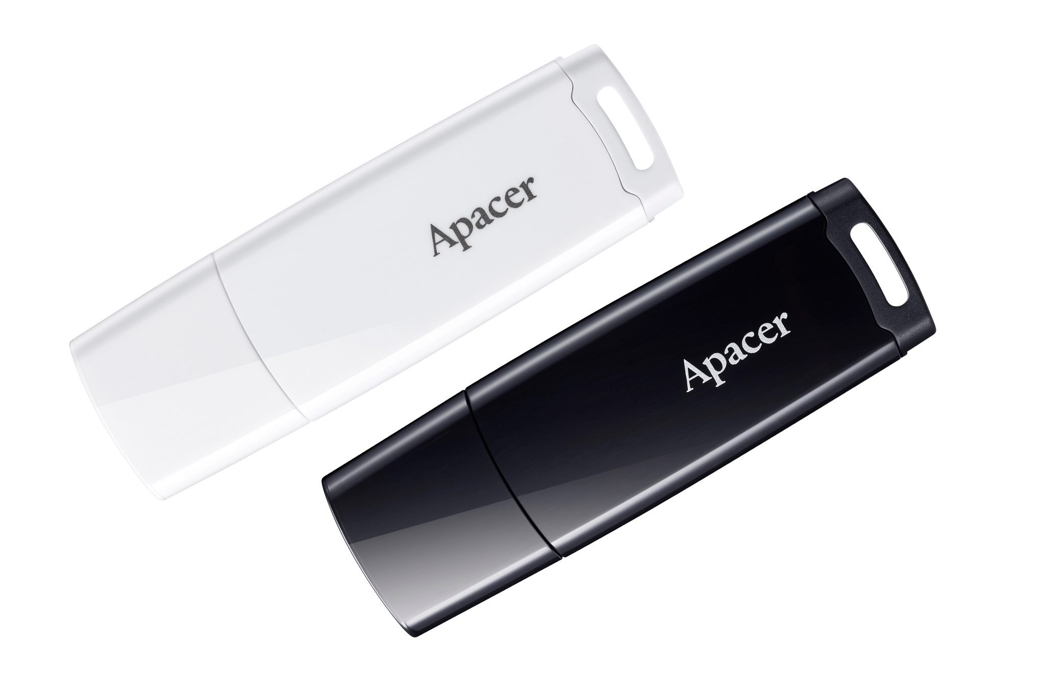 Флеш-карта APACER 16GB AH359 USB 3.1 черная с колпачком AP16GAH359U-1