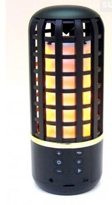 Колонка AIBIMY MY-711BT +BLUETOOTH+SD+радио+цветомузыка 3 режима+аккумулятор