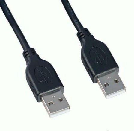 Кабель VS U430 USB2.0(AM)-USB2.0(AM) 3 м