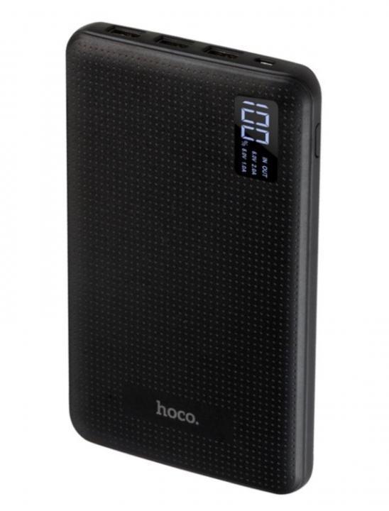 Зарядка портативная Power Bank 30000 mAh HOCO B24