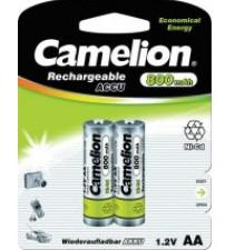 CAMELION R 06 ( 800 mAh) 2BL Ni-Cd (24)(384)