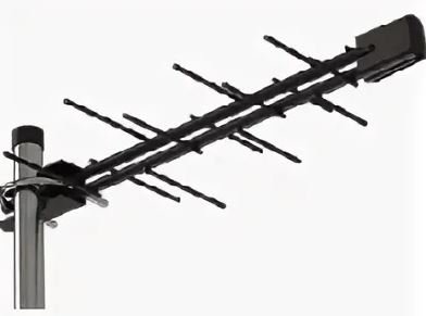Антенна уличная Зенит-14F  L010.14D пассивная без и/п