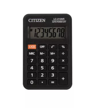 Калькулятор CITIZEN LC-310NR карманный 8-разрядный