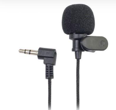 Микрофон RITMIX RCM-101 петличный 1,2м