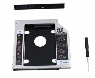 Переходник SATA для дополнительного жесткого диска в ноутбук 12.7mm