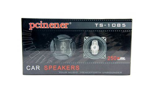 Автоколонка Pcinener TS-1085 10см/250w (г014)