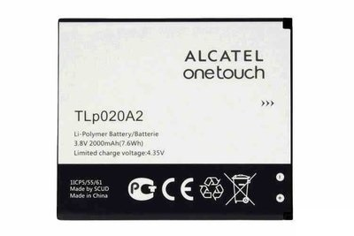 АКБ Alcatel LIP020A2 (OT5050) тех.упак