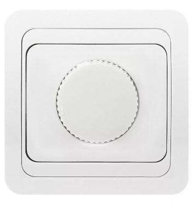 Диммер SMART BUY (светорегулятор бел. СУ 600W 220B SBE-02W-2.5-D-0)