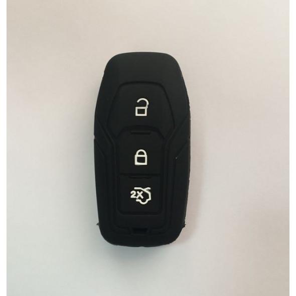 Чехол силиконовый для ключа зажигания FORD New Focus Smart 2013