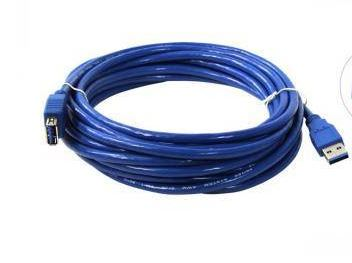Кабель 5bites UC3011-050 USB3.0(AM/AF) 5.0м