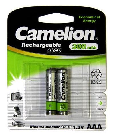 CAMELION R 03 ( 300 mAh) 2BL (24)(480)