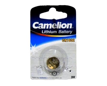 CAMELION CR-1632 1BL литиевая 3V