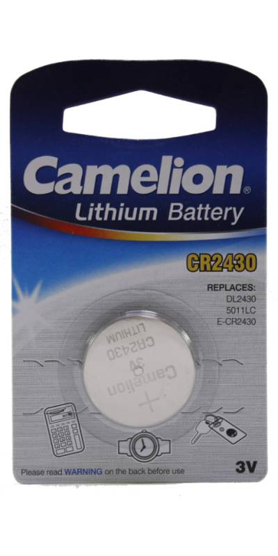 CAMELION CR-2430 1BL (10)