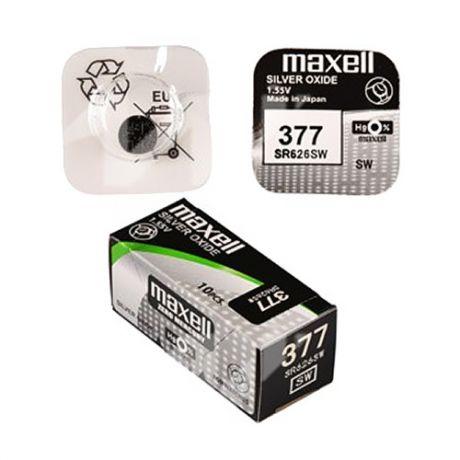 MAXELL SR-626 (377,G 04) (10)