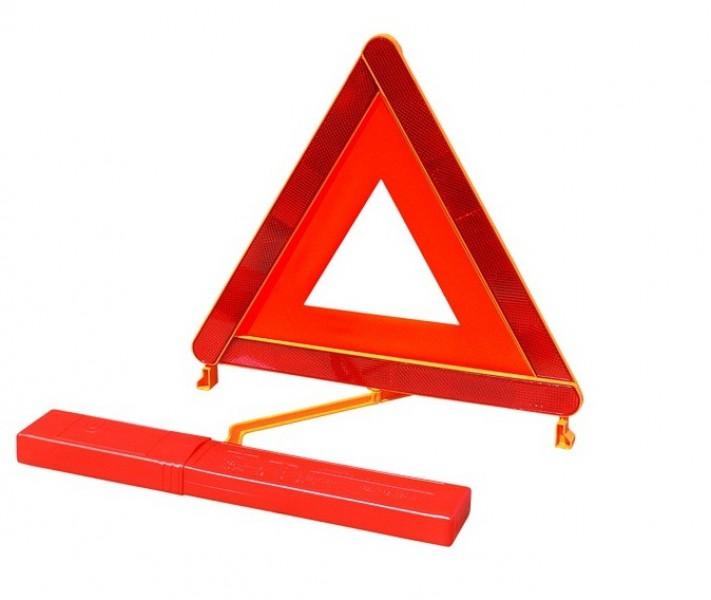 Знак аварийной остановки, широкий контур (г014)
