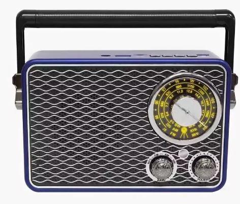 Радиоприемник KEMAI MD-1177BT +USB+SD+Bluetooth+аккумулятор