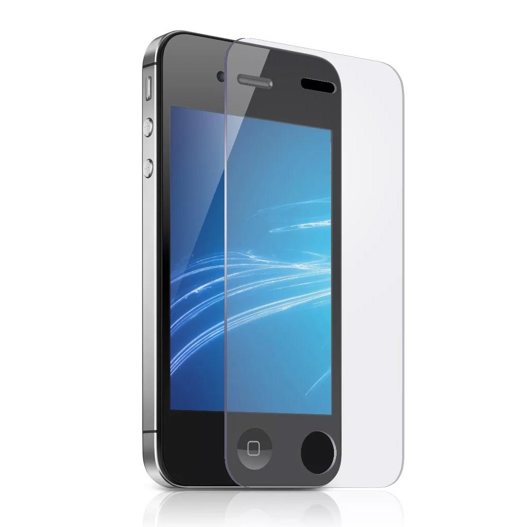 Защитное стекло  Iphone 4 012 техпак