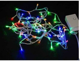 """Гирлянда светодиодная LED60-3-MC """"Волшебная страна"""""""