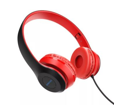 Наушники BOROFON BO5 полноразмерные AUX 3.5мм + микрофон 1,2м