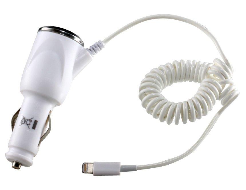 АЗУ спираль для iphone5+6 AT-5001 (г014)