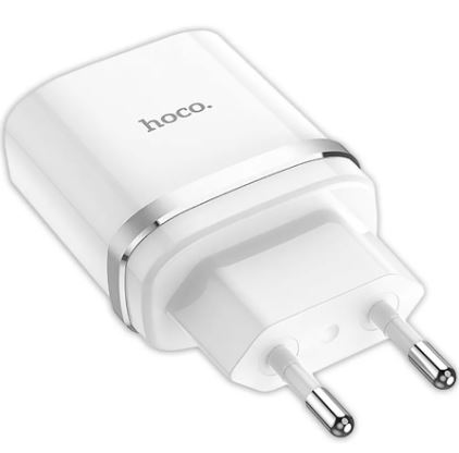 СЗУ 1 USB 3,0A Hoco C70A  быстрая зарядка