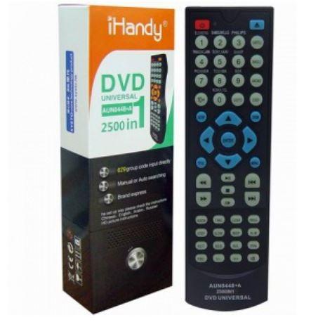 Пульт универсальный AUN0448 DVD на 2500 моделей