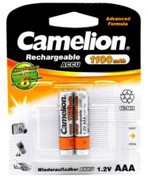 CAMELION R 03 (1100mAh) 2BL (24)