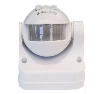 Датчик движения SMART BUY настенный 1200Вт IP44 SBL-MS-009