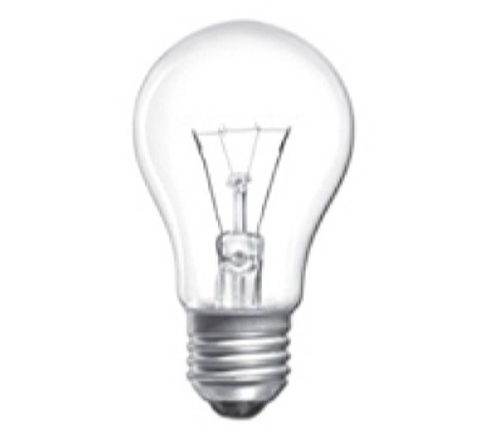 Лампа накаливания 40 230-40 А50 Е27 (100)