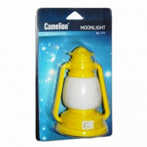 "Ночник с выключателем""Фонарик"" NL-170 LED 220V, 0,5W Camelion"