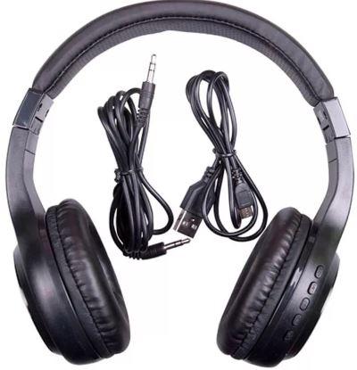 Наушники RITMIX RH-470BTH полноразмерные Bluetooth черные