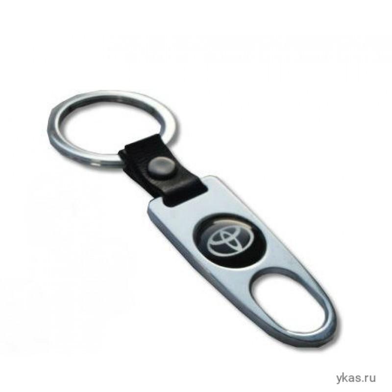 Брелок- ключ TOY (хром)