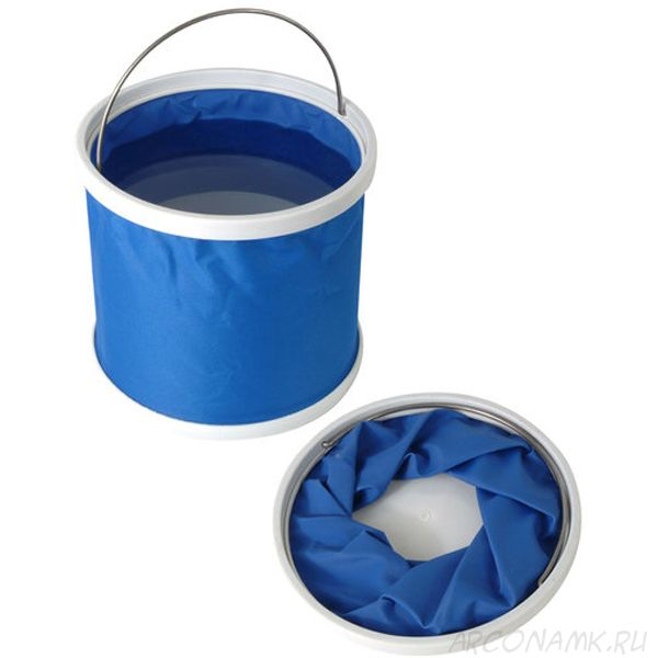 Ведро складное GABARIT синий (г014)