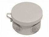 Коробка расп D65*40 для о/п IP54 040-038 U-Plast (3/180)