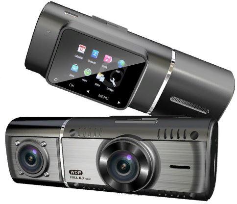Видеорегистратор Camshel DVR 240 (2 камеры) (г6)