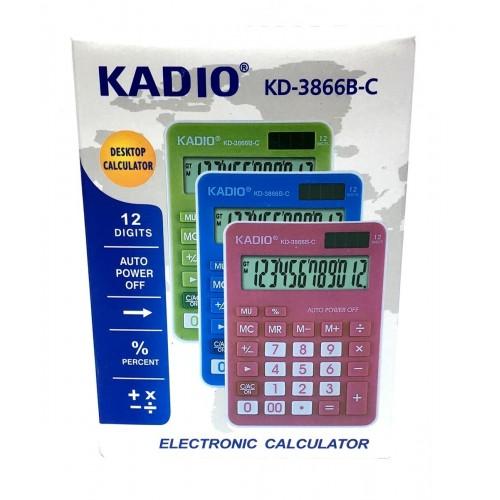 Калькулятор KADIO KD-3866B-C