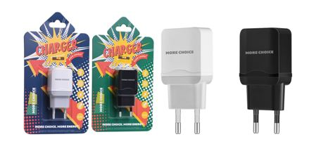 СЗУ MORE choice NC12  2,4А 1USB