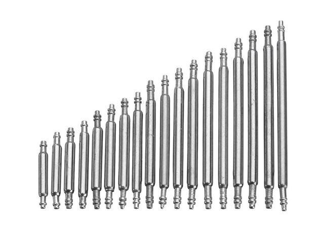 Набор ушек (размер 6-30мм) для часов 1,50мм (200шт)