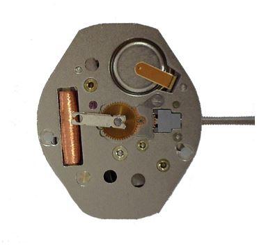 Механизм Ronda 762E EV4  (AIG1), размер 6 3/4*8. 2стр-ки