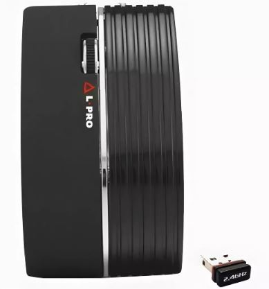 Мышь L-PRO беспроводная 315/1264 черная