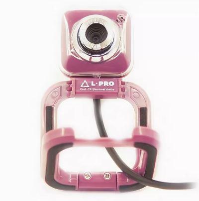 Web-камера L-PRO 917 с микрофоном USB