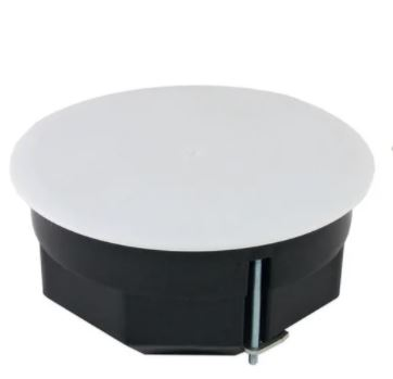 Коробка расп D103*50 для полых стен с крышкой U-Plast 020-007